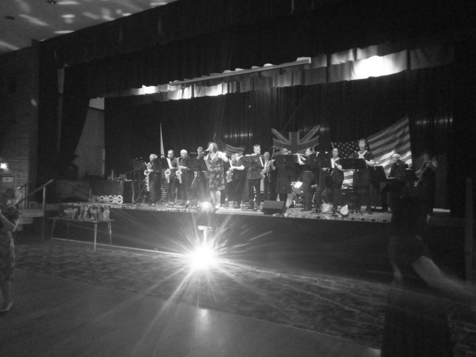 Guiseley Jazz band