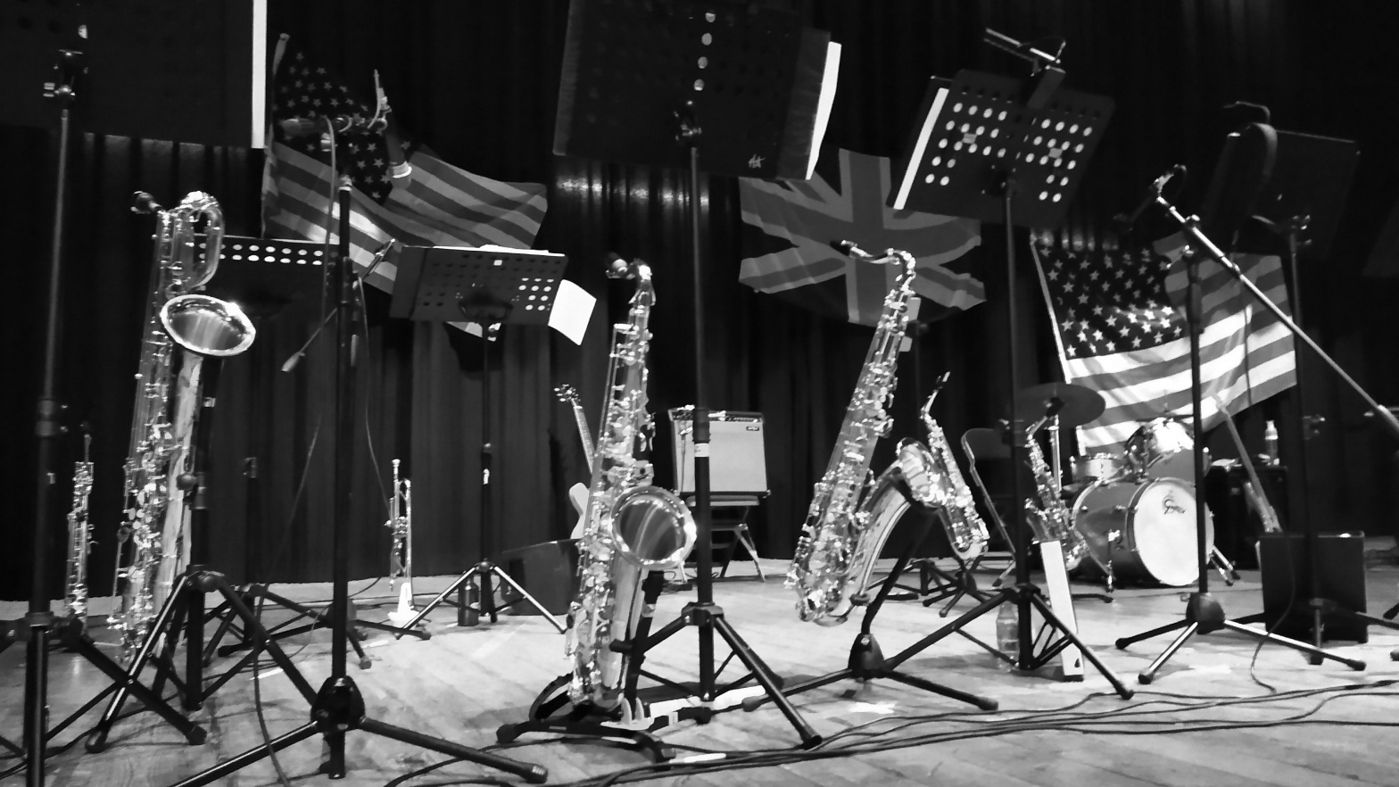 Guiseley Jazz band